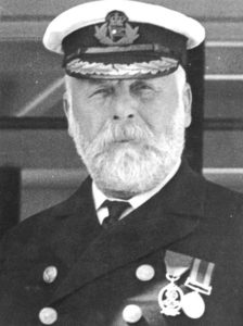 Captain of the Titanic conspiracy - Edward J. Smith