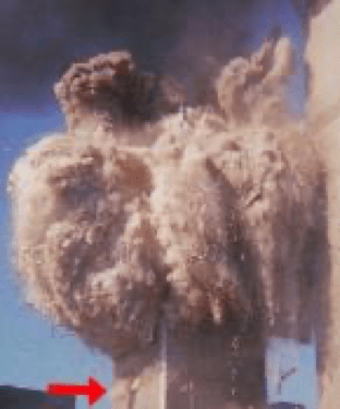 9/11 controlled demolition squibs